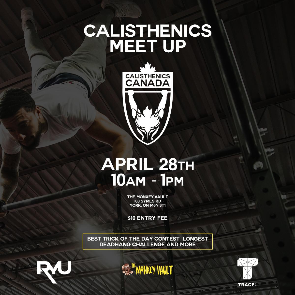 The Monkey Vault Meetup – April 28th, 2018