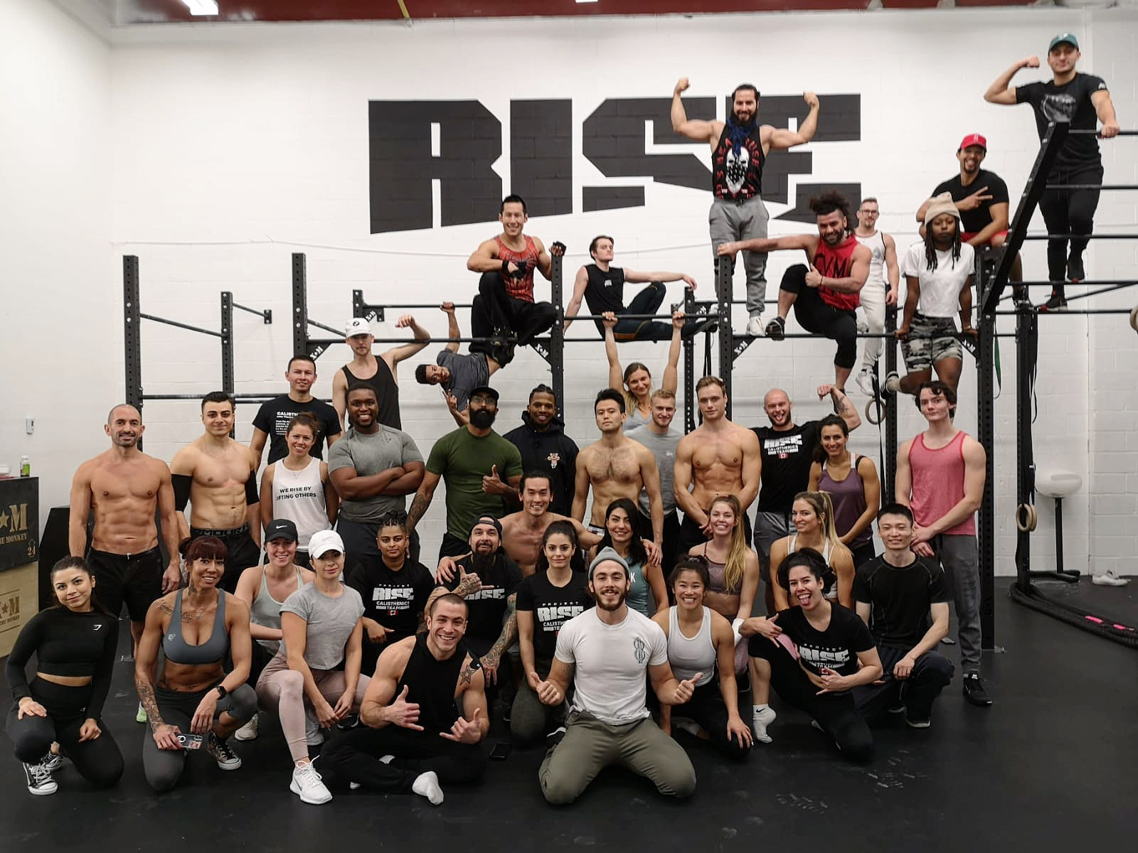 Project RISE Meetup – Dec 15th, 2019