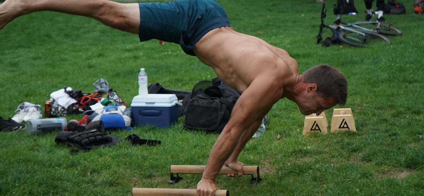Your Invitation to the Calisthenics Meetup on Aug. 28th!